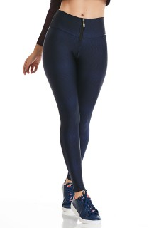 Legging Movement Azul CAJUBRASIL Activewear