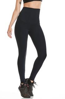Legging Maternity Basic Preta CAJUBRASIL Activewear