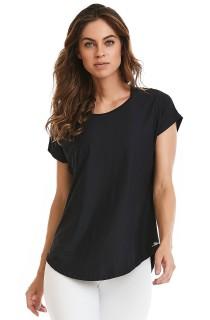 T-Shirt Premium Classic Preta CAJUBRASIL Activewear