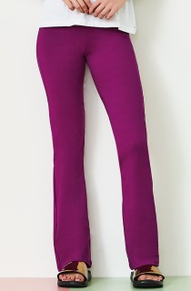 Calça Flare NZ Basic Roxo CAJUBRASIL Activewear
