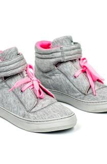 Sneaker Moleton Mescla CAJUBRASIL Activewear