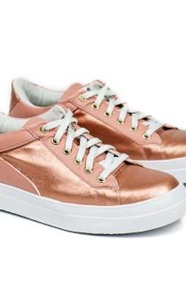 Tênis Gold Rosê CAJUBRASIL Activewear
