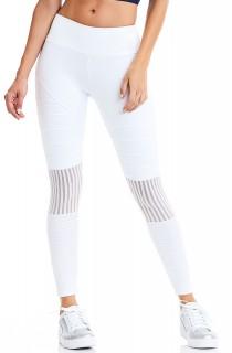 Legging NZ Move Branco CAJUBRASIL Activewear