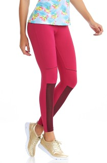 Legging NZ Move Rosa CAJUBRASIL Activewear