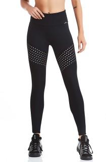Legging Waterproof Laser Preto CAJUBRASIL Activewear