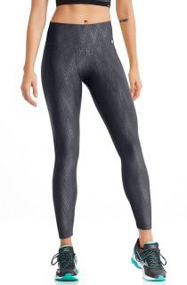 Legging Wave Cinza CAJUBRASIL Activewear