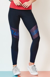 Legging Team Azul CAJUBRASIL Activewear