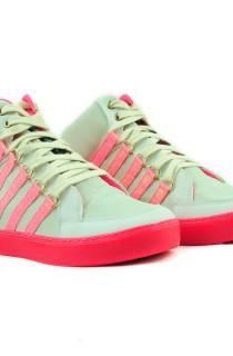 Sneaker Glitter Pink CAJUBRASIL Activewear