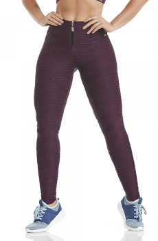 Legging Magnetic Roxo