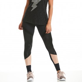 Legging NZ Determined Preta