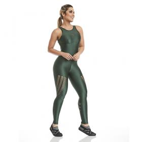 Macacão Atletika Power Verde