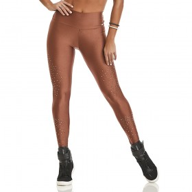 Legging Glamour Bronze