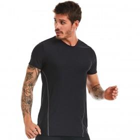 Camiseta Masculina GO! Preto