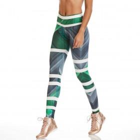 Legging Print Flawless Verde