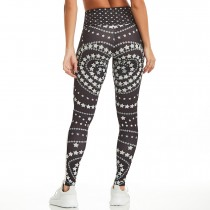 Legging Print Perfect Stars