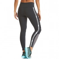 Legging Emana Run Cinza