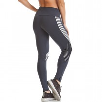 Legging Rock Sunset Cinza