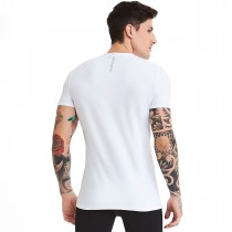 Camiseta Masculina GO! Branco