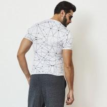Camiseta Masculina Print Caveira
