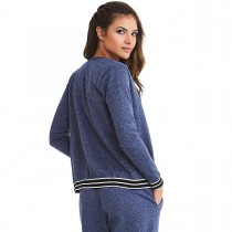Casaco Sportwear Azul