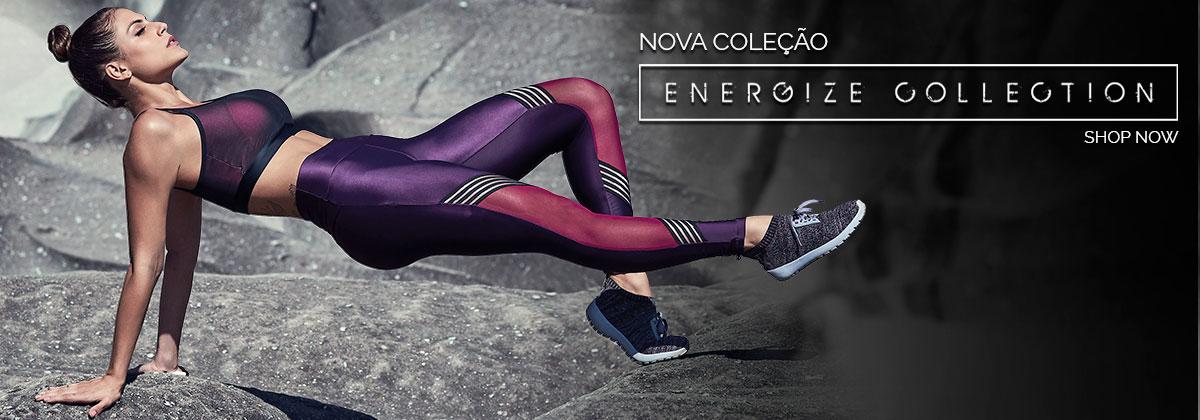 Nova Coleção Inverno 18 - Energize - Shop Now
