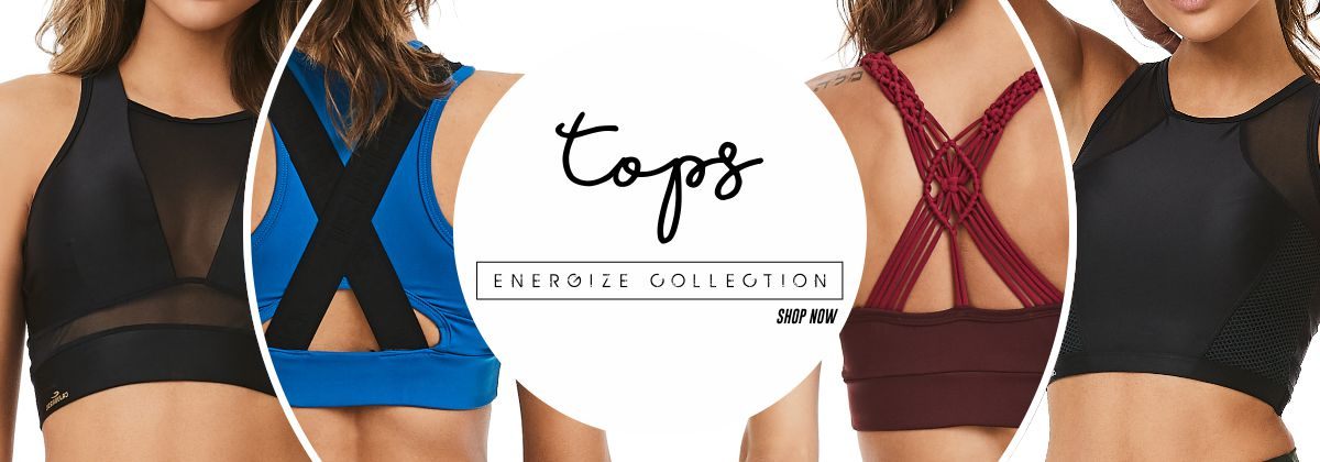 Tops Energize Collection
