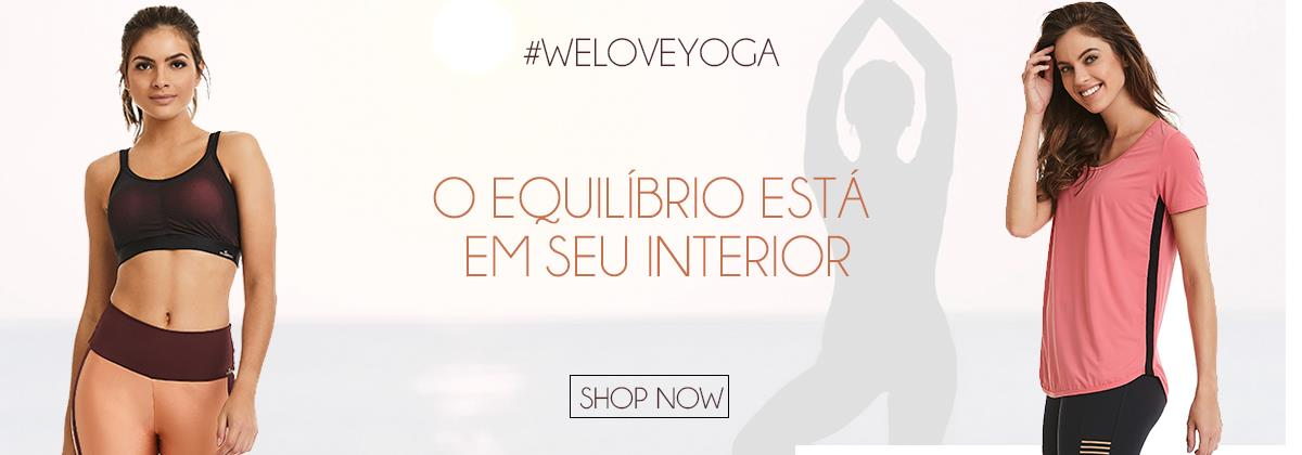 We Love Yoga - CAJUBRASIL
