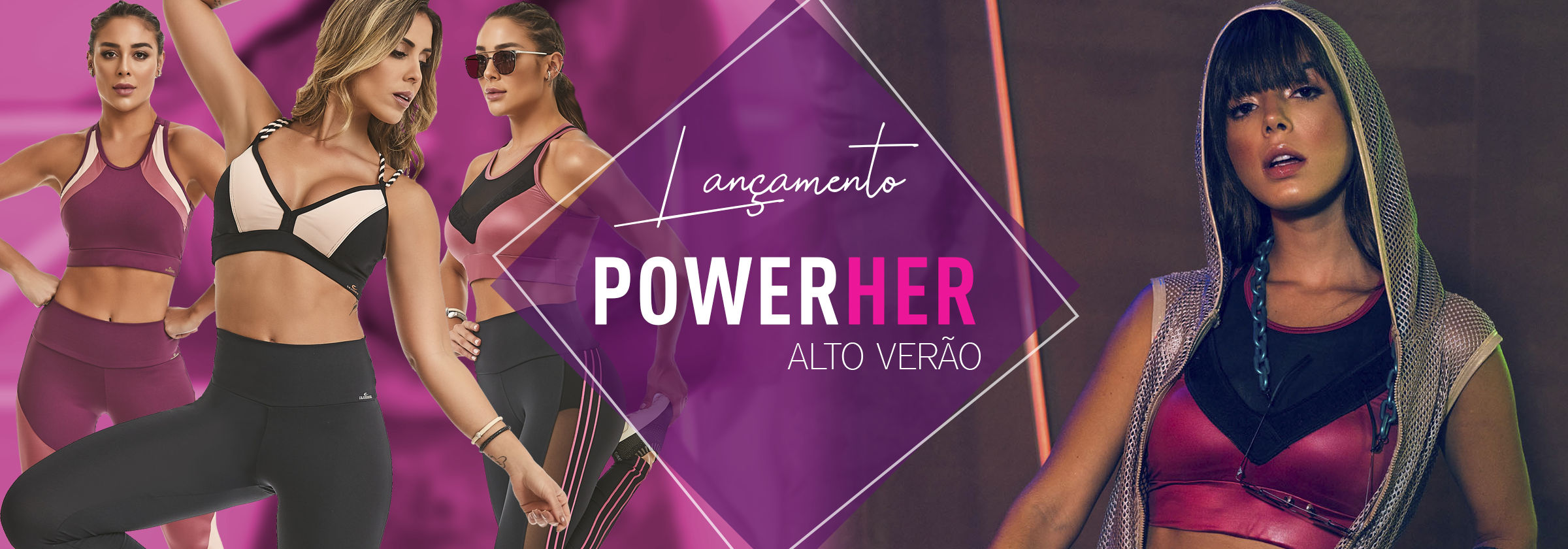 POWERHER Alto Verão - SHOP NOW