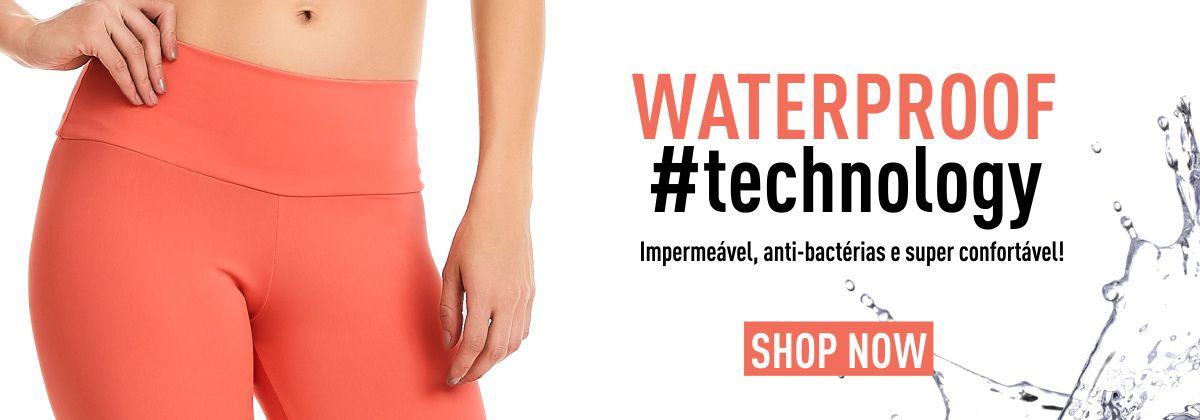 Waterproof #technology