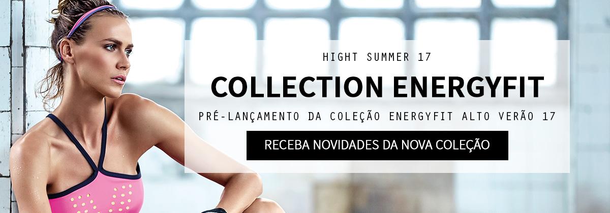 CAJUBRASIL - Nova Coleção Fitness