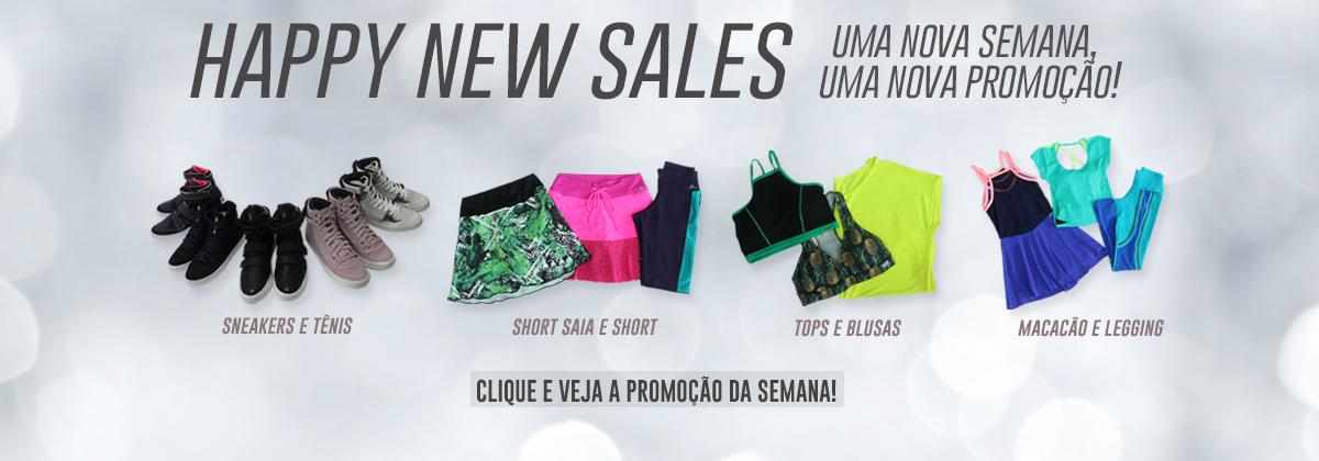 Happy New Sales 17