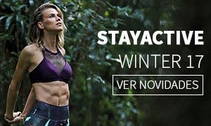 Nova Coleção Inverno 17 - STAYACTIVE