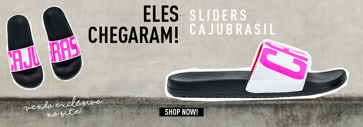 Sliders Exclusivos no Site da CAJUBRASIL